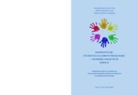prikaz prve stranice dokumenta Kompetencije studenata glazbene pedagogije - teorijski i praktični aspekti : zbornik radova studenata